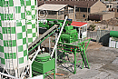 High Capacity Concrete Batching Plant Model: MBT512