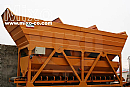 Aggregate Weighing Feeder Model: MFB02