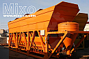 Aggregate Weighing Feeder Model: MFB04