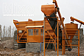 Stationary Concrete Batching Plant Model: MBD160
