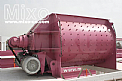 1 m³ Concrete Twin Shaft Mixer Model: MTW01