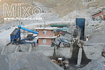 Sand Washing Plant Model: MSL01