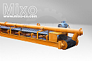 Screw Conveyor Belt Model: MSO03